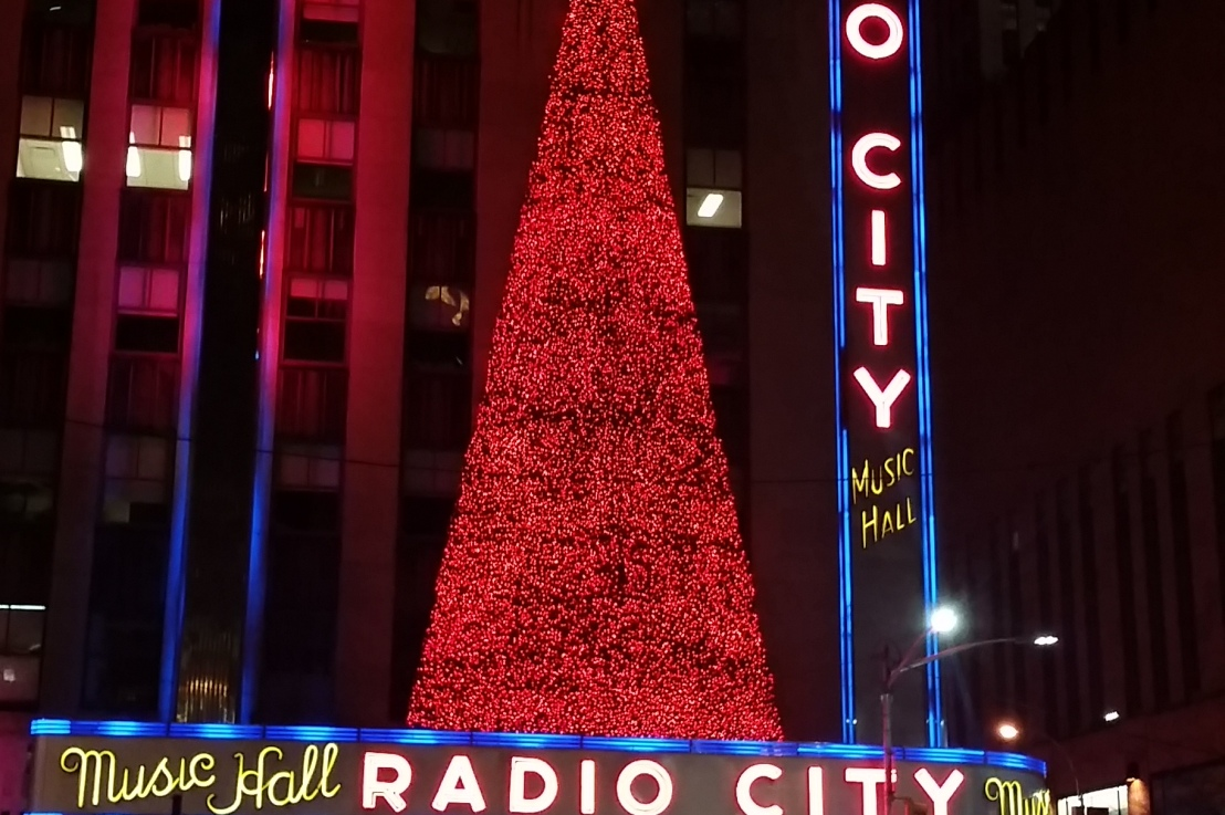Christmas In NYC – Lifestyle is a Lifechoice